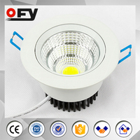 Made in China new added rohs led downlight