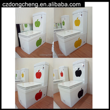 Big Apple Africa bathroom decorative commode, style toilet commode one
