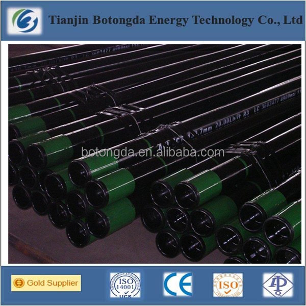 "hot selling so popular 4 1/2"" p110 btc casing pipe"