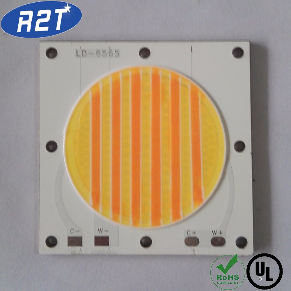 Dimmable LED Cool White and Warm White COB LED Chip