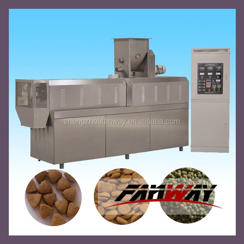 FY-PH65 Fish Feed Pellet Extruder With Lubricating System