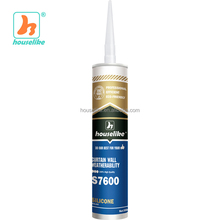 S7600 high quality customized color silicone sealant from manufacturer