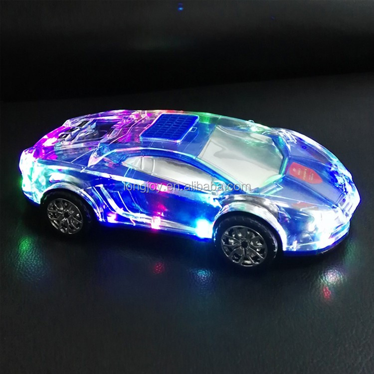 Best Cool Design Car Shaped Wireless Bluetooth Car Speaker