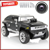 GT-330C Electric Spy Video Iphone Wifi RC Car with Camera 1 5 scale rc car parts
