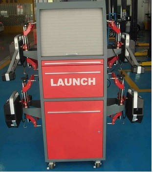Launch X631 8CCD four wheel aligner four wheel alignment machine