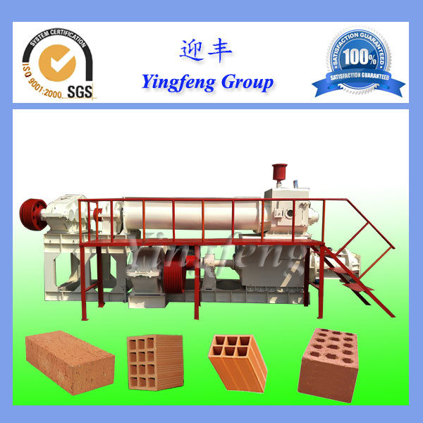 hot new products for 2017 JZK45 burnt clay brick factory