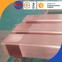 Cold Mill Copper Mould Tubes From