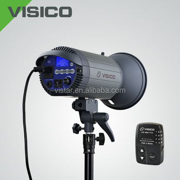 professional photo equipments studio flash with remote control and multi photographic accessories