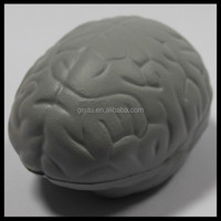 promotional brain stress toy /stress ball with logo