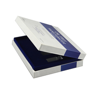 High-end product gift packaging box customized precious coins packaging box