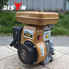 BISON CHINA Hot Sale 4 Stroke Air-Cooled 5 HP Robin Gasoline Engine EY20 Price