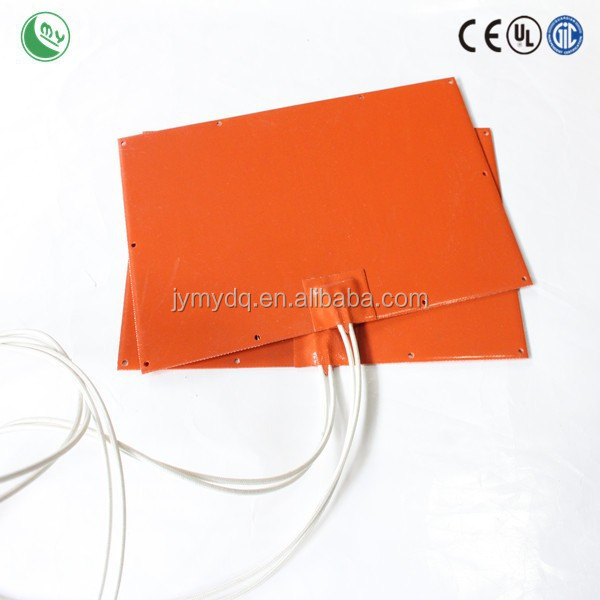 110 volt silicone rubber heating pad,drum wrap