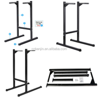 Outdoor Fitness Parallel Bars Chest Exercise Dip Stand Bars