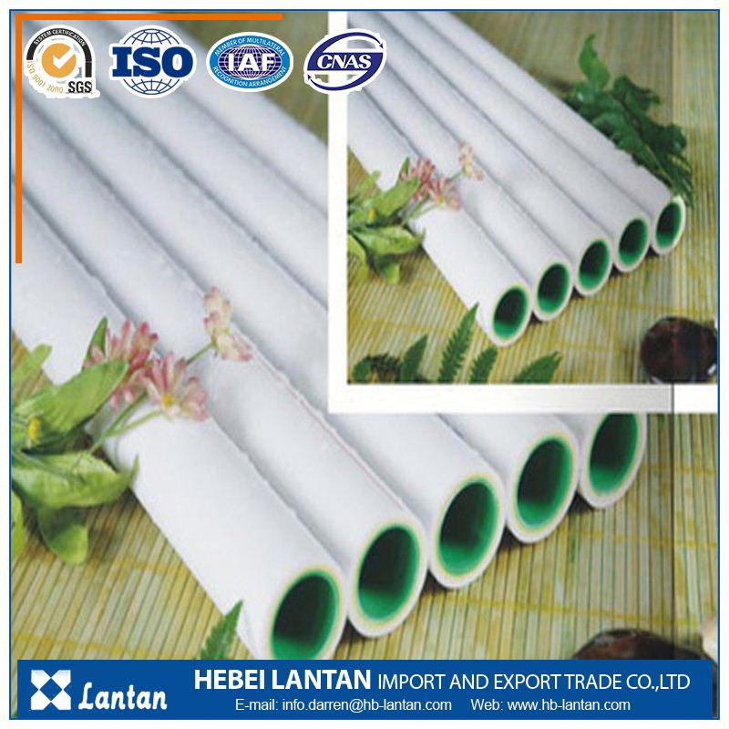 manufacturers hot sale plumbing materials water supply ppr pipes