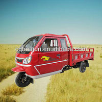 200cc 250cc closed cabin cargo tricycle&three wheels moped tricycle