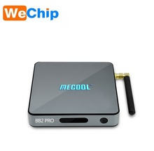 High Quality Cheapest Kodi Tv Box Digital Kii Pro mlogic S912 Octa Core Tv Box Ott Smart Android 6.0 Support Mecool BB2