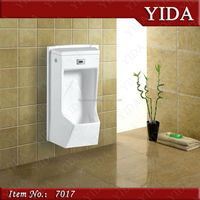 Sanitary Ware Standing Ceramic Urinal_Wall flush mount mens bathroom ceramic urinal