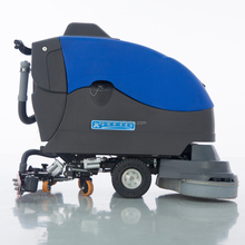 Automatic Industrial Floor Scrubber Cleaning Machine Drier