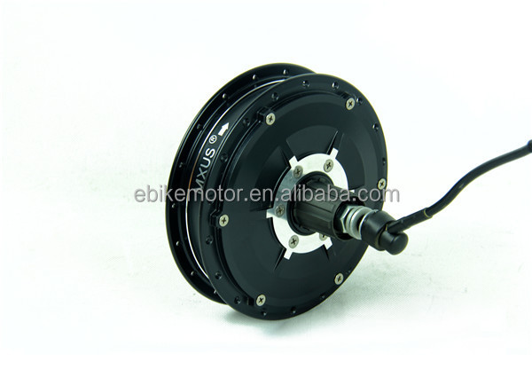 High quality cassette type hub motor,500w gear motor