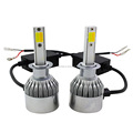 Guangzhou Onelight C6+ LED headlight H7 bulb 4300K lamp Super power 36W 7200W 7200lm