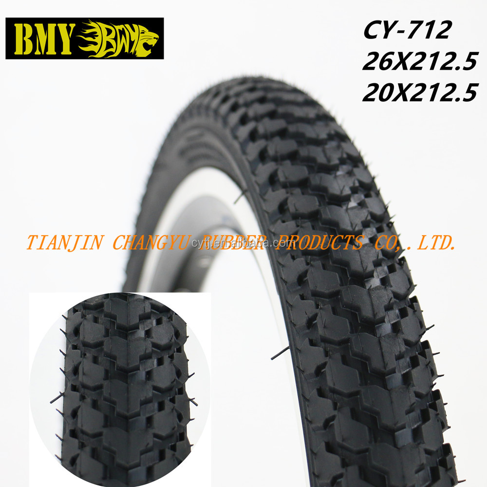 cheap price bicycle tire 20x2.125 26x2.125 with high quality
