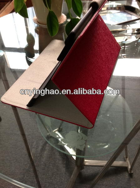 Contemporary hot selling crocodile leather case for iPad