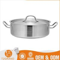 Hot Sale Oem Production Stainless Steel Insulated Casseroles Hot Pot
