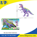 B/O light up and musical purple dinosaur toy for kids
