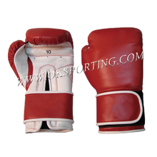 Crossfit Boxing Training Gloves Custom Design PU Boxing Gloves Cheap Leather Boxing Gloves