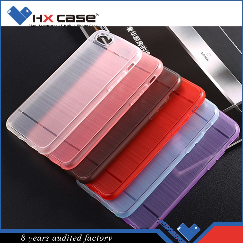 Fast delivery TPU transparent for iphone case shock proof