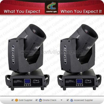 7R 230w moving head / 230 beam stage lighting / sharpy beam 230