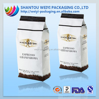 natural packaging/recycled packaging/instant coffee sachet