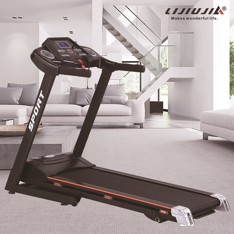 new design jogging machine price motorized treadmill manufacturer in China