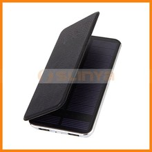 Polycrystalline Solar Panels Solar Charger Power Bank 10000mAh External Battery Charger for iPhone 6