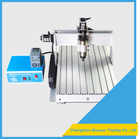 factory hot sales mini cnc 6040 router with good service