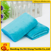 wholesale China best selling solid color custom quick dry beach bath microfiber towel