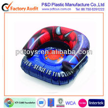 Custom design funny comfortable inflatable childrens sofa