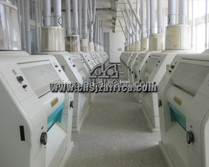 Hot sale large scale competitive price 40T-2400T/24H commercial flour mill/grain grinder
