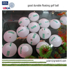 good durable white floater golf ball