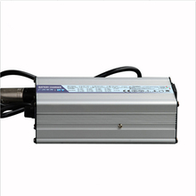 Newest design price of waterproof battery charger for sweeper truck portable car cd 420 12v/24v
