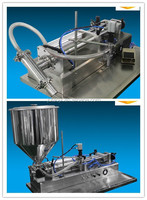 Semi automatic e-liquid filling machine