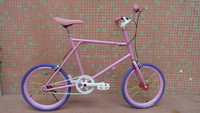steel fixed gear bike best sell colorful mini fixie bike