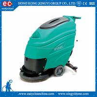 concrete surface cleaning machine