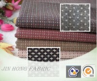 2015-2016 Hot Sale Jacquard wool/polyester/acrylic/nylon blend fabric for fashion clothing