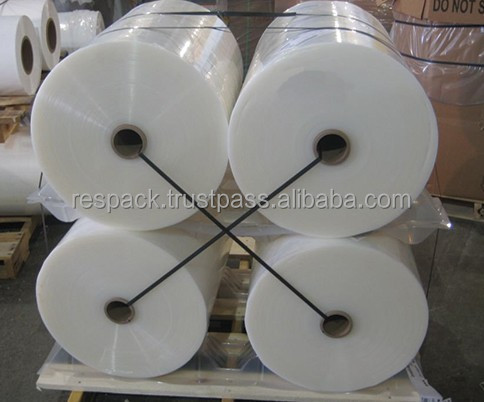 LDPE/HDPE film on roll