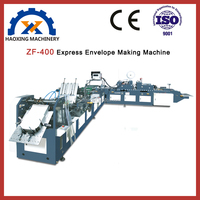 Envelope Mailer Making Machine ZF-400 DHL FEDEX UPS
