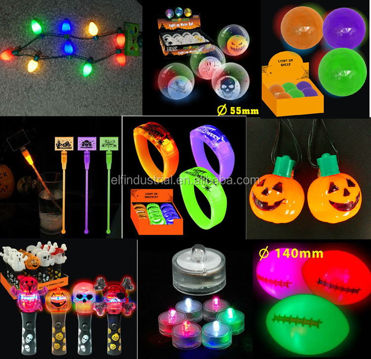 Luz intermitente levou santa natal e item de evento pulseira Festa de Natal Favor Light Up led piscando pulseira pulseira de borracha