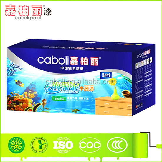 Caboli nitrocellulose lacquer paint wood furniture lacquer