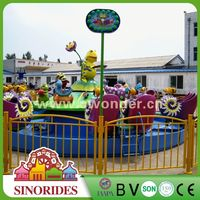 Pretty family rides Snail Design theme park entertainment games,theme park entertainment games