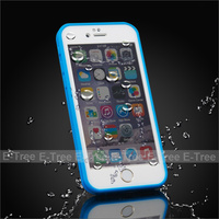 New Waterproof Phone Case For Apple iphone7, For iphone 7 Waterproof Case Cover